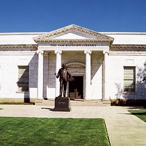 Sam Rayburn Museum