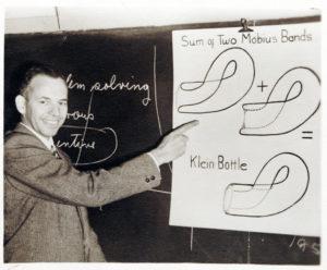R. H. Bing, ca. 1960–69. R. H. Bing Papers .di_00787