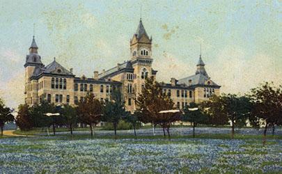 The University of Texas History