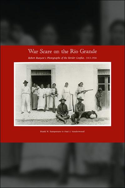 Cover image for War Scare on the Rio Grande