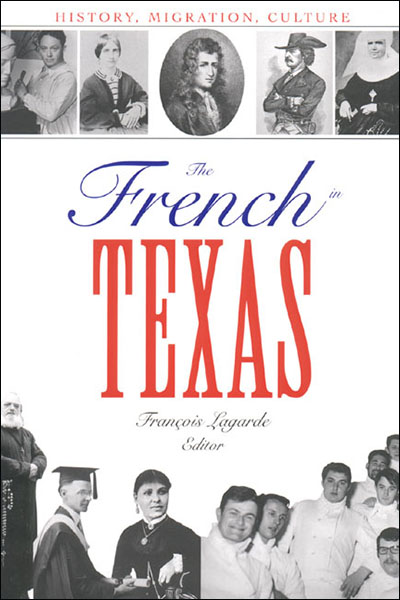 Cover image for The French in Texas