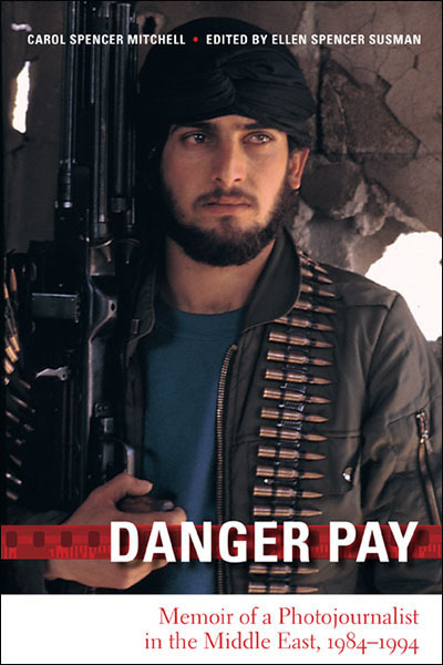 Cover image for Danger Pay