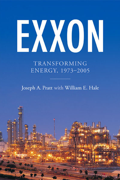 Cover image for Exxon