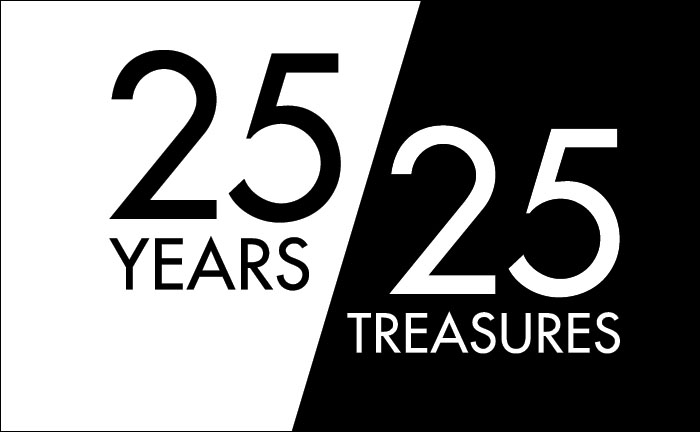 25 Years/25 Treasures: A Celebration of UT Austin's Briscoe Center for American History