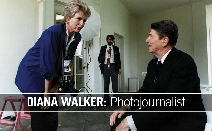 Diana Walker: Photojournalist