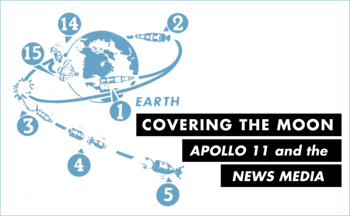 Covering the Moon: Apollo 11 and the News Media