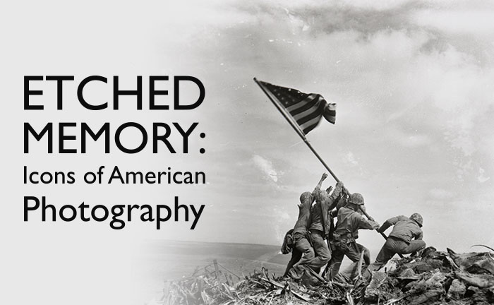 Etched Memory: Icons of American Photography