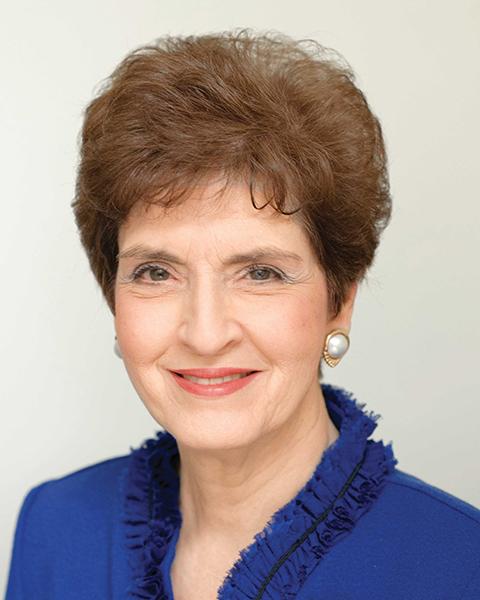 Headshot of Eileen Poiani