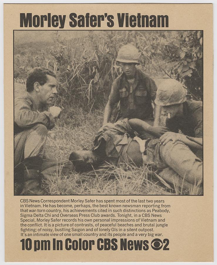 Morley Safer's Vietnam. e_ms_0030