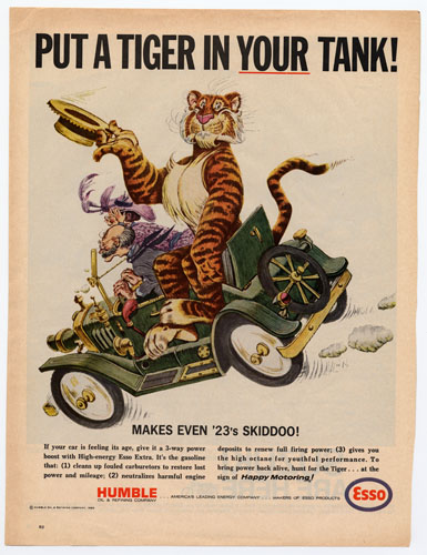Put a Tiger in Your Tank, 1965.