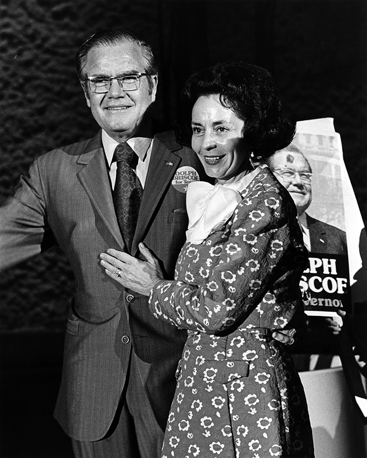 Dolph and Janey Briscoe, 1978. di_03989