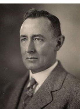 Eugene C. Barker, undated. Eugene C. Barker Papers. di_02310
