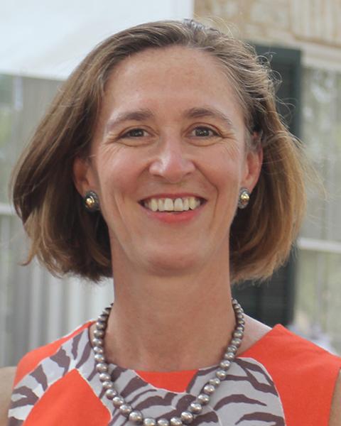 Headshot of Briscoe Center Advisory Council member Rowena Dasch
