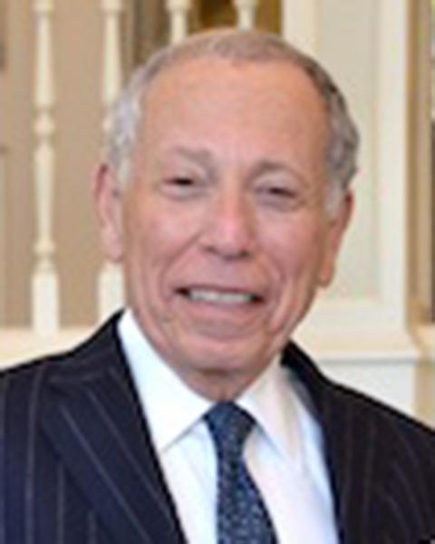 Headshot of Briscoe Center Advisory Council member Michael Klein