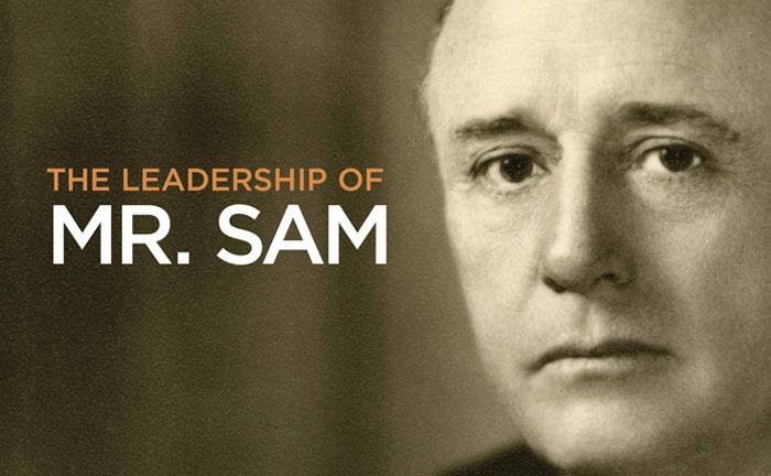 The Leadership of Mr. Sam